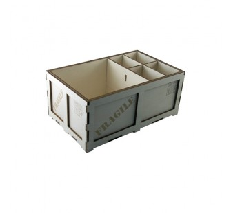 "Bar Caddy ""Caisse transport"""